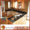 Natural Black Polished Granite Stone Kitchen Top Countertops