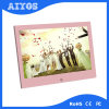 Metal 4 Colors 15.6 Inch Table Stand Digital Frame with Vesa Hole