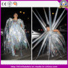 New Performance Inflatable Silver Star Inflatable Costume