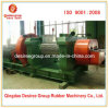Used Tire Block Crushing Rubber Powder Making Machine