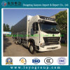 China Sino HOWO Wing Van Truck for Sale