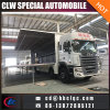 China Good Quality JAC 9m Mobile Advertising Stage Truck