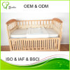Crib Mattress Pad Bamboo Fiber Cover