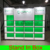 3X3 or 10X10 Modular Display Stand with Laminates for Trade Show