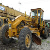 Original From Japan Used Cat 14G Motor Grader Wheel Paving Machine Caterpillar Used Grader