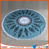 Fashion Full Color Printing Terry Round Beach Towel