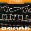 Foshan Manufacturer Aluminum/Aluminium/Aluminio Gutter Extrusion Profile