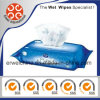 Wet Wipes with Cartoon Embossed, Nice and Lovely Design Materials