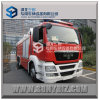 Young Man 12000L Stainless Steel Water Tank Fire Fighting Truck
