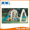 Child Plastic Combined Slide with Swing