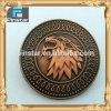 2015new Custom Metal Hotsale Game of Thrones House Stark 3D Brooch Badge Pin Dragon Dire Wolf Shanghai Dispatch