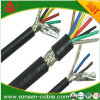 Kvvp2-22 450/750V PVC Insulated/Sheath Copper Tape Shielded Steel Tape Control Cables