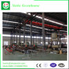 Multi-Span Film Greenhouse with Good Quality