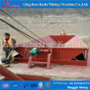 100m3 River Sand Carrier, Sand Barge, Sand Transportation Barge