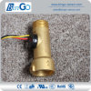 Quick Connection Brass Flow Sensor