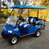 Electric Golf Car Golf Cart with 2+2seat Customized