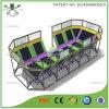 Attractive Basketabll Jump Trampoline for Kids