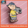 Factory Wholesale High Quality New Custom Arts and Crafts Supplies Cool Guy Love Music Pin Badge