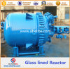 Double Seal Glass Lined Reactor (1000L with jacket)