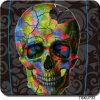 Water Transfer Printing Skulls Hydrographic Film Skull Water Transfer Film