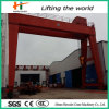 Electric Travelling Container Lifting Gantry Crane