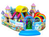 New Design Inflatable Colorful Funcity, Giant Inflatable Funcity
