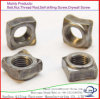 DIN928 Square Weld Nuts Carbon Steel M2-M64