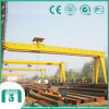 Bmh Model Single Girder Semi-Gantry Crane Capacity up to 16t