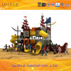 2015 Pirate Ship Series Outdoor Kids Playground Equipment (CS-11501)