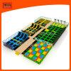 Mini Trampoline Fitness Park Equipment for Kids