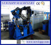 Physical Foaming Coaxial Cable Extruding Manufacturing Equipment