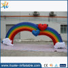 2016 Advertising Commercial Colorful Inflatable Rainbow Arch for Sale
