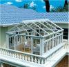 Factory Price Customized Leisure Villas Aluminium Sun House
