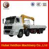 Sinotruk HOWO 12t/12ton Mobile Crane Truck