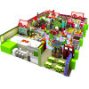 Indoor Soft Playground Kids Candy Theme Castle