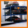 2 3 4 Levels Mutrade Parking Subterranean Pfpp Series Smart Automatic Underground Parking System