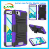 Shockproof Silicone Armor Case with Sliding Holder for Blu Studio