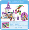 14898705-314PCS Princess City Model Building Blocks Educational Toys Gift Compatible Building Bricks