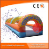 2017 Inflatable Water Toy/Inflatalbe Slip N Slide with Arches T11-004