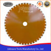 800mm Diamond Blades for Highly Reinforced Concrete Wall Cutting