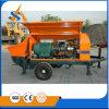 High Quality Electrical Fine Stone Concrete Pump
