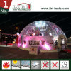 Outdoor Opaque Transparent Geodesic Dome Tents PVC Inflatable Dome Tent
