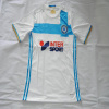 Marseile White Soccer Jerseys, Football Uniform