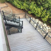 Environmental Friendly Plastic Wood Outdoor Flooring