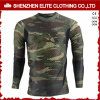 Popular Army Green Long Sleeves Rash Guards (ELTRGI-12)