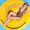 Inflatable Smiling Face Pool Island Lounge Wholesale