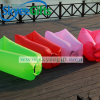 Summer Popular Inflatable Banana Sleeping Bag Air Filling Lazy Sofa for Ooutdoor Use