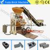 Qt40c-1 Semi Automatic Concrete Hollow Block Making Machine
