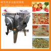 Tuber Vegetable Cutter/ Carrot Potato Cucumber Slicing Shredding Dicing Machine