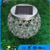 Nbc-9217 IP65 with 1 PC Changing Color LED Solar Glass Moscic Jar